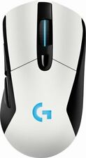 Logitech G703 Wireless Gaming Mouse -White