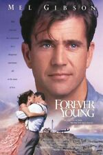 FOREVER YOUNG great 27x40 rolled movie poster 1992 LAST ONE (s01-cb)