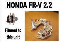 Honda Fr-V 2.2 Ctdi 2005-2015 Alternador Nuevo Rectificador Denso