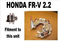 HONDA FR-V 2.2 CTDI 2005-2015 NEUF Alternateur redresseur DENSO