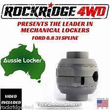Aussie Locker Ford 8.8 31 Spline Auto Differential Locker XD-48831 4x4 Offroad