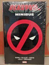 Deadpool  minibus omnibus  Marvel Comics  new/sealed