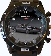 Knight Rider Retro Kitt New Gt Series Sports Unisex Gift Watch