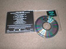 Kool Moe Dee CD Rise 'N' Shine ADVANCE 3 MIXES 1991 KRS-ONE Chuck D RARE