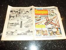 CHAMPION Comic (1966) - Date 30/04/1966 - UK Paper Comic