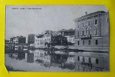 PADOVA: lungo il fiume Bacchiglione