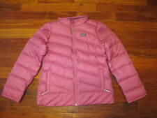 AUTH NEW PATAGONIA DOWN JACKET GIRL XXL 16-18