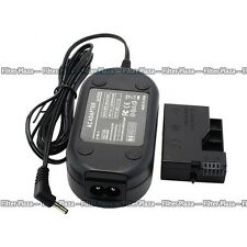 AC Power Adapter for Canon ACK-E8 EOS 550D 600D 650D 700D Rebel T2i T3i T4i T5i