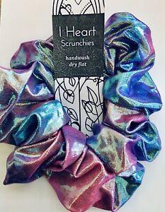 Super Big handmade hair scrunchie 100% Spandex Free Shipping for U