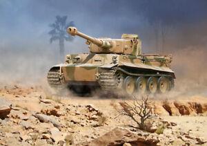 Revell 03262-1/72 II Guerra Mundial Dt. Pzkpfw VI Ausf. H Tiger - Nuevo