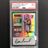 2017 Contenders Optic PATRICK MAHOMES Rookie Ticket Auto PSA 9