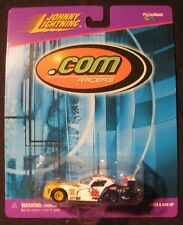 Johnny Lightning eBay .COM Racers White Sports Car 1:64 Decast 1999 New