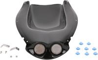 Hotbodies SBK Plastic Undertail Fairing w/ LED Turn Signals S04BU-SB-BLK