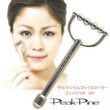 Germanium / Titanium Face Roller Peak Pine Face Labo SP Massager F/S