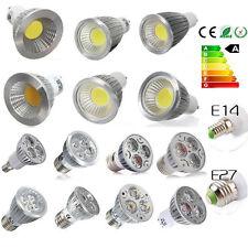 Ultra Bright E27/GU10/E14 6W 9W 12W 15W LED Lámpara Bombilla Spot Xmas Luz