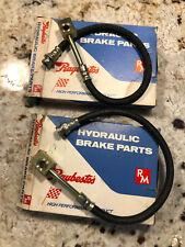 (2) NOS Raybestos BH36748 brake lines