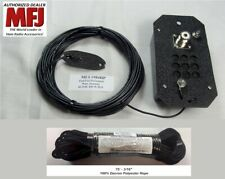 MFJ-1984HP, End Fed, Horizontal Wire Antenna, 10-40 Meters, 66', 800 Watts PEP