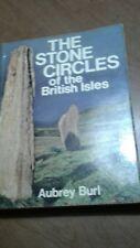 AUBREY BURL The Stone Circles of the British Isles PB VGC 1979 Yale Univ Press