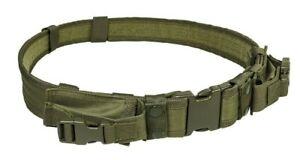 "VISM Tactical Patrol Belt 2"" w/ Mag Pouches Tactical Vest Duty Belt Rig ODG~"
