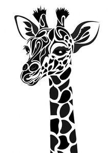 Geoffrey Giraffe. Ahora más Grueso,más Fuerte,Más Duración 250m Mylar Plantilla
