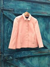 womens jacket size XS Zara pale pink tailored vintage 40s pin up smart business