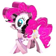 Fascinations My Little Pony Pinkie Pie Metal Earth 3D Model Mms333