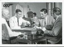 James Bond 50th Anniversary Series 1 Dr. No Throwback Movie Card #002
