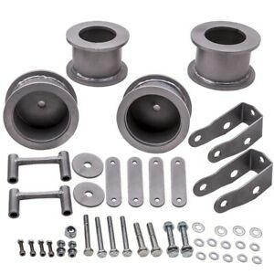 3'' Front Rear Leveling Lift Kits Spacers for Jeep Wrangler JK 2009-2015