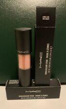 2 - Mac Versicolour Stain Lipstick - Long Live The Night - 0.28 oz - Bnib