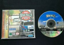 """ Sega Rally Championship "" SegaSaturn SS Japan Ver. ntsc-j"