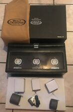 WOLF DESIGNS Module 2.0 Automatic Triple Watch Winder Battery or AC $1500