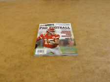 Lindy's Sports Pro Football Preview Magazine 2020 Chiefs Primed for Repeat NFL