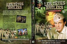 LES TETES BRULEES - Intégrale kiosque - dvd 1  -  2 Episodes