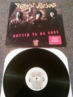ROTTIN RAZKALS - ROTTIN TA DA CORE 'PROMO' LP N. MINT!!! ORIGINAL U.S ILLTOWN