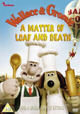 Wallace And Gromit - A Matter Of Loaf And Death (DVD, 2009) NEW