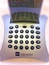 Worldwide Touch Clock with Keypad and Light. Battery operated. BNIB.