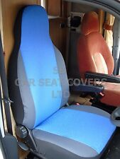 TO FIT A TALBOT EXPRESS MOTORHOME, SEAT COVERS QUEENS BLUE, MH151 VICTORIA