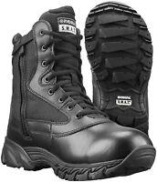 """Original S.W.A.T. 139601 Men's Chase 9"""" Waterproof Side-Zip Boots - Black"""
