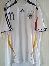 Germany 2005-2006 Home Klose 11 Football Shirt Size XL trikot maglia /39395