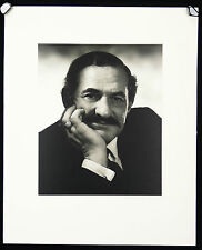 Arnold NEWMAN (1918-2006) Photography Original Portrait Artist, Composer?