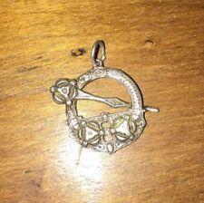 Vintage Tara brooch Ireland sterling Silver charm Bracelet Irish Antique