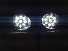 LED DRL FOG LIGHTS VW T5 TRANSPORTER and CARAVELLE 2003-2009 x 2 OBC Error Free
