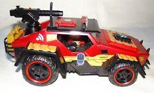 "9"" Iron Man Avenger Marvel  IRON MAN  Enforcer Vehicle Car Stark Jada Toys 2010"