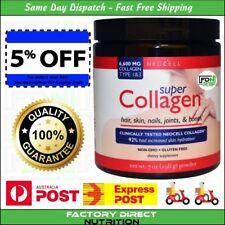 Neocell Super Collagen Powder|Type 1 & 3|6600mg|Gluten Free|Australia|198g