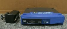 More details for cisco linksys ag241 v2 adsl2 gateway modem router with 4 port switch