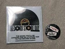 2019 Record Store Day RSD CD Sampler Sealed & Pearl Jam Ambassador Button