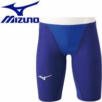NEW MIZUNO Swimsuit Swimwear Men GX-SONIC IV ST FINA N2MB9001 Blue Japan F/S