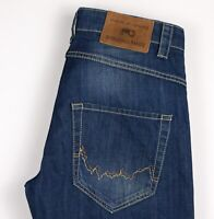 MOODS OF NORWAY Hommes Droit Jambe Slim Jean Taille W30 L32 ATZ874