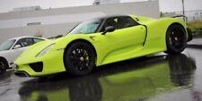 1lt NEAT ACID GREEN 2K Direct Gloss Porsche lime green car paint 918 colour