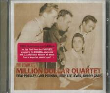 B - 1 CD Million Dollar Quartet - Jerry Lee Lewis,Johnny Cash, Elvis Presley OVP